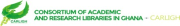 Consortium of Academic and Research Libraries in Ghana