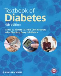 Click to access eBook titled Textbook of diabetes
