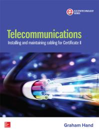 Click to access eBook titled Telecommunications