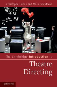cover of The Cambridge Introduction to Theatre Directing