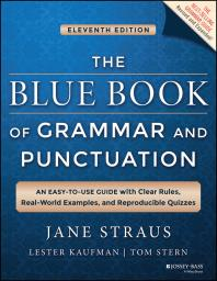 Blue Book of Grammar and Punctuation eBook
