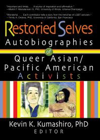 Restoried Selves : Autobiographies of Queer Asian / Pacific American Activists Book Cover