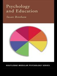 Book jacket for Psychology and Education