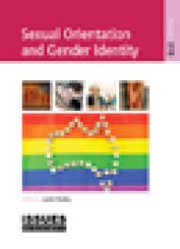 Image and link to ebook title Sexual Orientation and Gender Identity