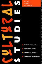 Cultural Studies : Volume 7, Issue 3