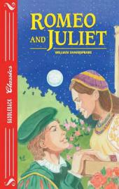 Romeo and Juliet Paperback Book