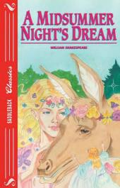 Midsummer Night's Dream Paperback Book