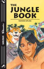 Jungle Book Paperback Book