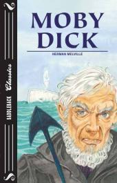 Moby Dick Paperback Book