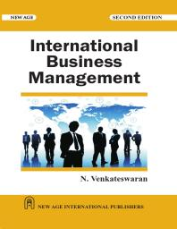 Book jacket for International Business Management