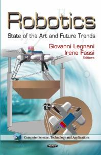 Computer Science, Technology and Applications: Robotics: State of the Art and Future Trends