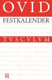 Festkalender Roms : Lateinisch - Deutsch