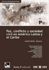 Paz, Conflicto Y Sociedad Civil En América Latina Y El Caribe