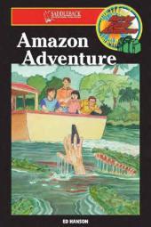 Amazon Adventure : The Barclay Family Adventures (Book 1)