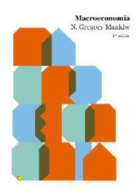 Macroeconomía de Gregoy Mankiw 8ed