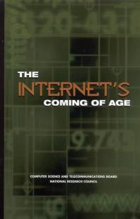 Internet's Coming of Age Cover Image
