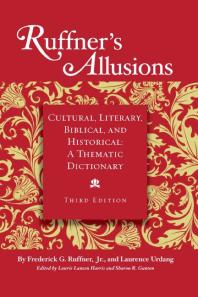 Ruffner's Allusions : Cultural, Literary, Religious, and Historical  : A Thematic Dictionary Cover Image