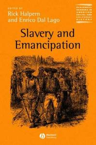Book Title: Slavery and Emancipation