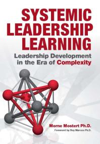 Book jacket for Systemic Leadership Learning: Leadership Development in the Era of Complexity