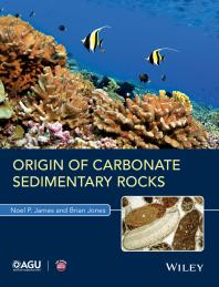 Origin of Carbonate Sedimentary Rocks front cover