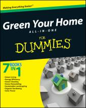 Green Your Home All in One For Dummies