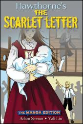 Scarlet Letter : The Manga Edition