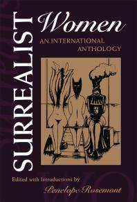 Surrealist women an international anthology book cover