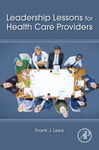 Leadership Lessons for Health Care Providers Cover Image