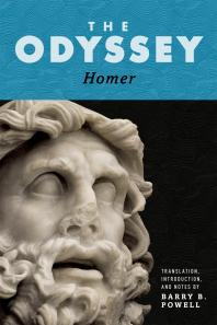 Cover Art for The Odyssey eBook