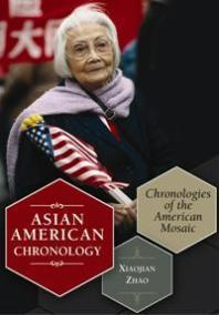Asian Americanchronology chronologies of theAmericanmosaic book image