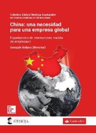 China: una necesidad para una empresa global de Gonzalo Solana