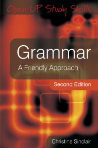 Grammar: A Friendly Approach eBook