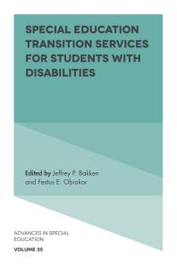 Special Education Transition Services for Students with Disabilities