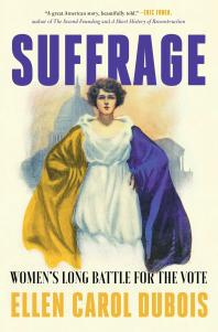 Suffrage : Women's Long Battle for the Vote - Cover Art - link to Jumpstart item record