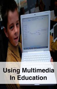 Book jacket for Using Multimedia In Education