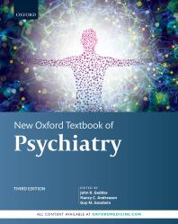 New Oxford Textbook of Psychiatry Cover Image