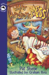 What a Hippopota-Mess!