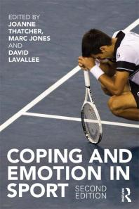 Book jacket for Coping and Emotion in Sport