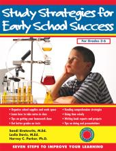 Study Strategies for Early School Success : Seven Steps to Improve Your Learning