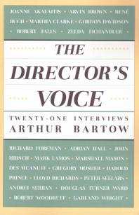 cover of The Director's Voice