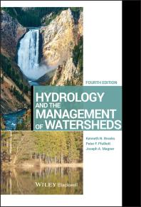 Hydrology and the Management of Watersheds, 2012